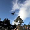 Primer triple backflip en BMX