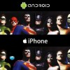 Android vs iphone: flash