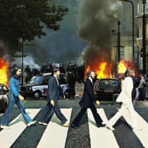 Mientras tanto, en Abbey Road (Londres)