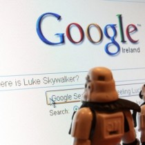Buscando a Luke Skywalker