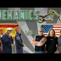 American Chopper vs Spanish Mekanics