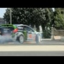 Ken Block Gymkhana 4 - The hollywood megamercial