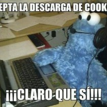 Descarga de Cookies