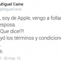 Condiciones de Apple