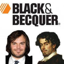 Black and Becquer