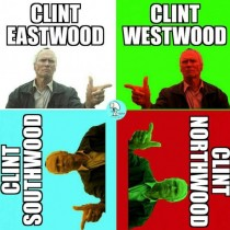 Clint Eastwood, en todas sus perspectivas