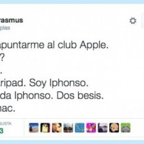 Obsesión con Apple