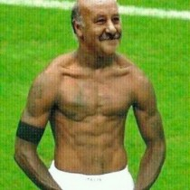 Del Bosque a lo Balotelli