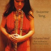 "Los domingos música: Suzanne Teng, ""Enchanted Wind"""