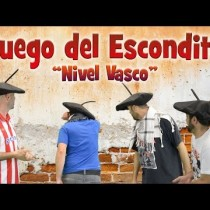 "Juego del Escondite ""Nivel Vasco"""