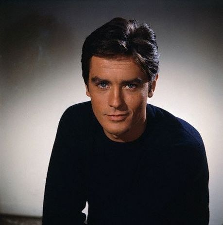 Alain Delon Seductor
