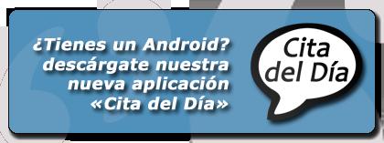 descargar app cita del dia