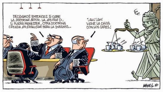 La función de la justicia en España