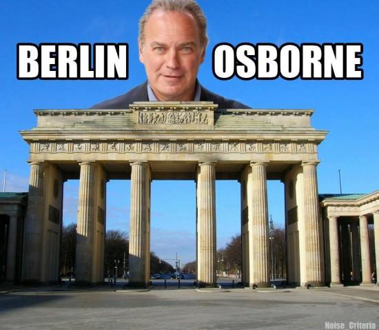 Berlín Osborne