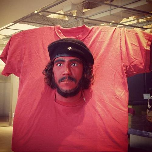 Disfraz de Che Guevara para Halloween