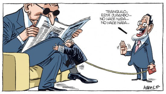 Carlos Fabra es imputado por la justicia