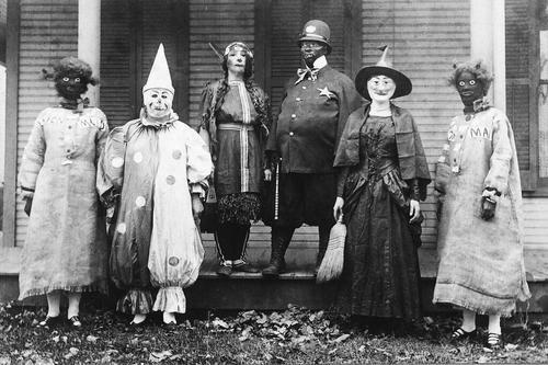 Halloween en 1925