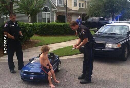 Primeras fotos de la detención de Justin Bieber