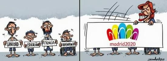 Madrid 2020, todo lo que esconde