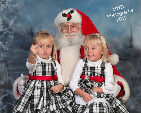 Niños que odian la Navidad