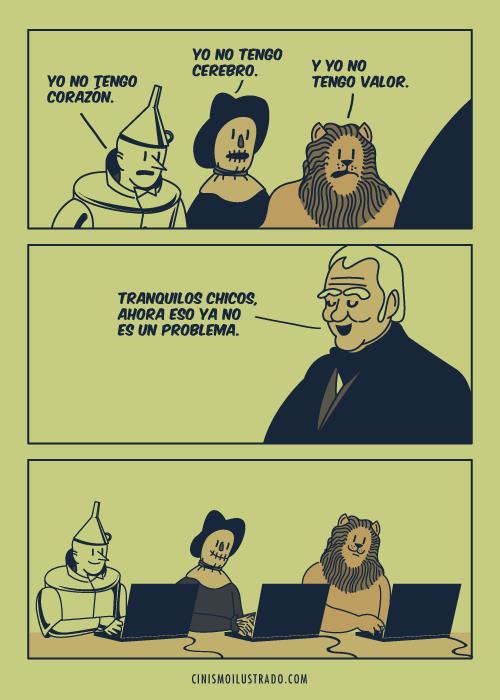 Gente sin complejos