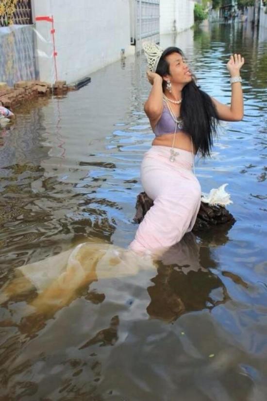 Sirena de barro