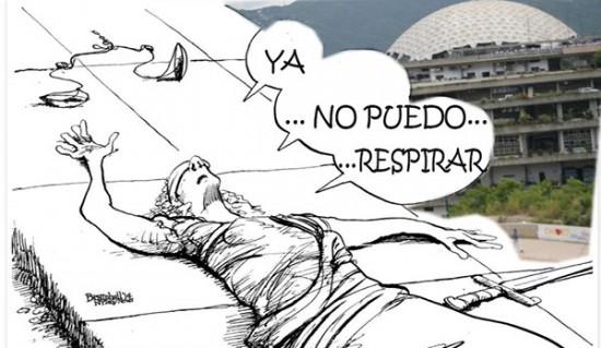VENEZUELA, ADREDE LLEVADA A LA DESGRACIA