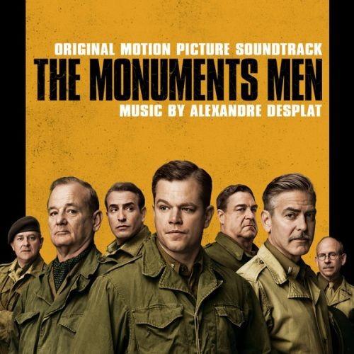 Banda sonora de Monuments men - BSO