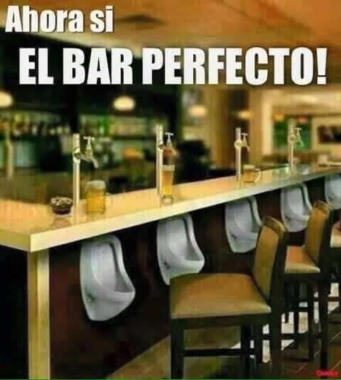 El bar perfecto