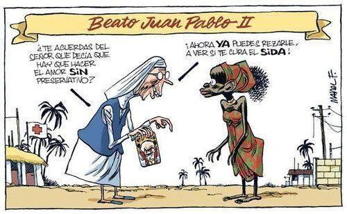 Juan Pablo II ya es santo