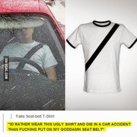 Camiseta que triunfa entre conductores