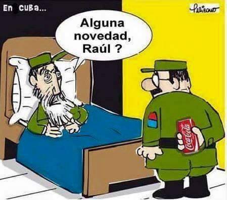 Novedades en Cuba