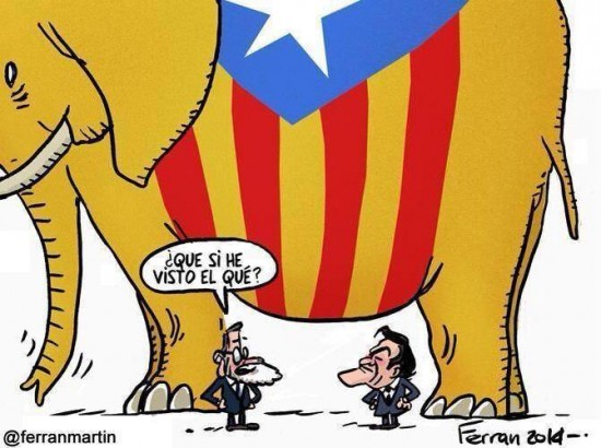 Rajoy todavía no lo ha visto