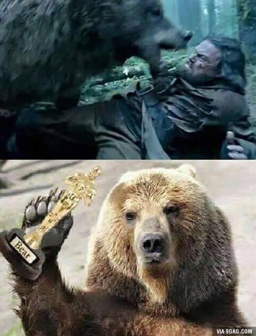 Dicaprio gana el Oscar