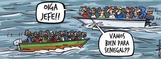 Emigración actual