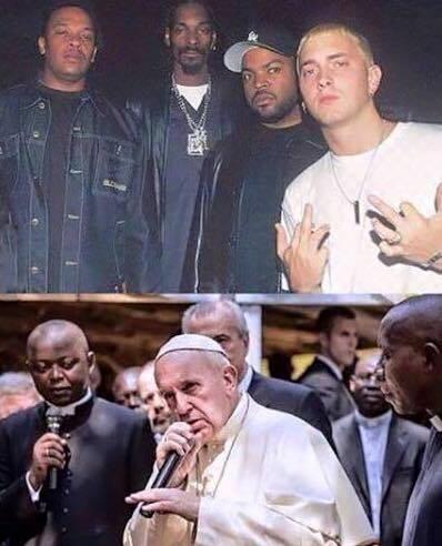 Eminem envejece