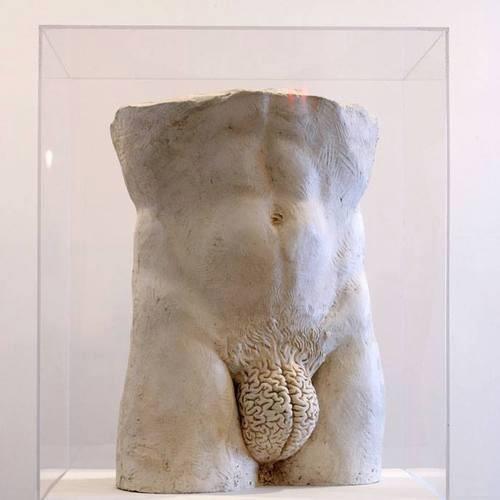 Escultura cerebral