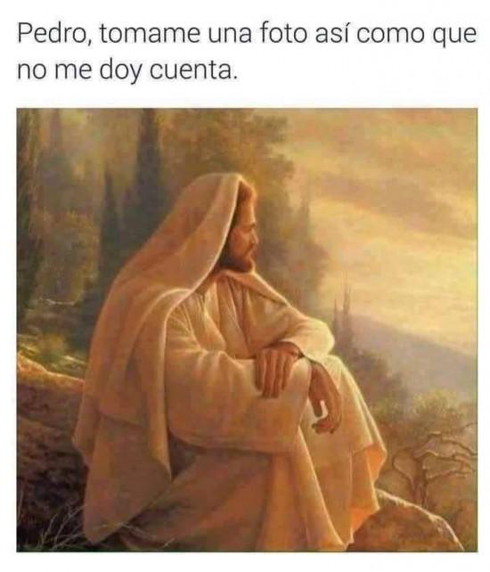 Foto de Dios