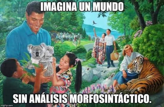 Imagina un mundo perfecto
