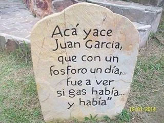 La tumba de Juan García
