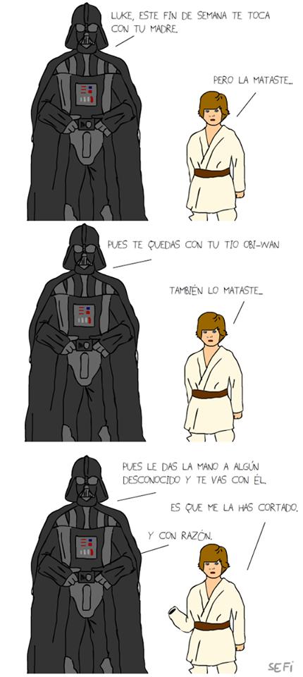 El lado oscuro de la paternidad