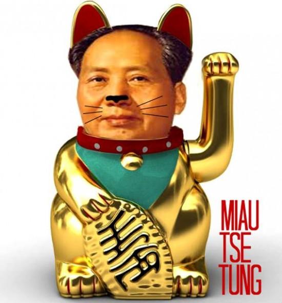 Miau Tse Tung