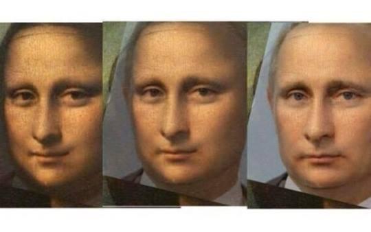 Monalisa, la hija secreta de Putin