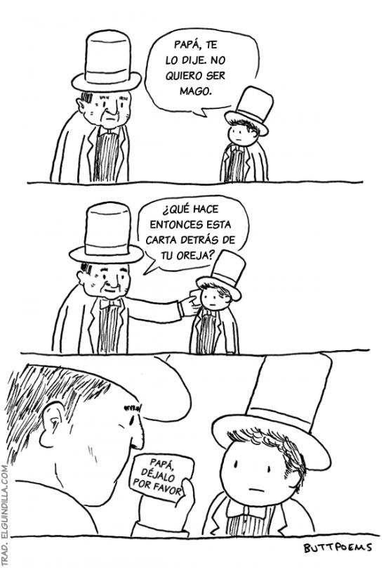 Padre mago
