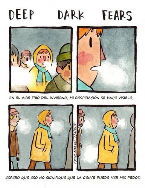 Pedos en invierno
