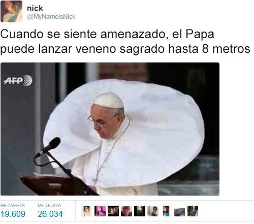 Poderes del Papa