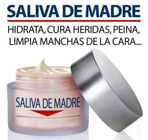Saliva de madre