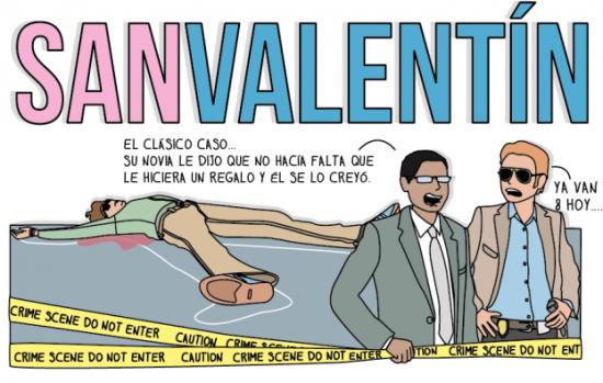 San Valentín by Moderna de Pueblo