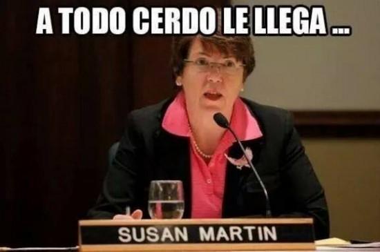 Cerdos a los que les llega su San Martin