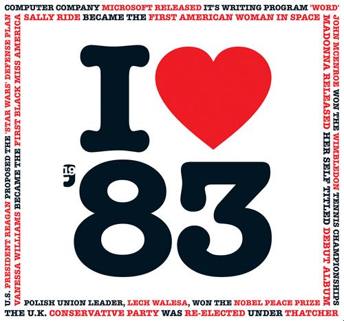 Música del año 1983